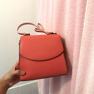 Mini Red/Orange Bag
